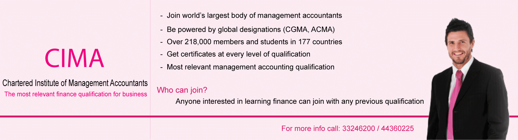 Cima Excellence Training