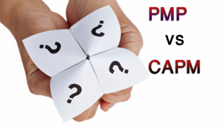 CAPM vs PMP. Similarities and Differences.