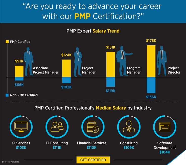 Pmp Salary Survey Excellence Training